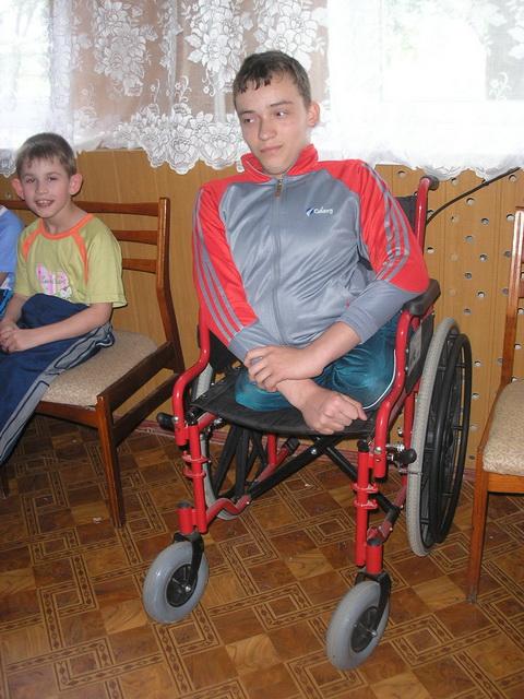 знакомства инвалидов такой какой есть